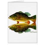 Reflections of Fish Greeting Card