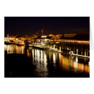 Reflections of good times collection greeting card