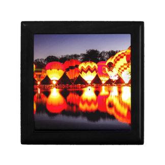 Reflections of Hot Air Balloons Gift Box