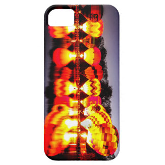 Reflections of Hot Air Balloons iPhone SE/5/5s Case