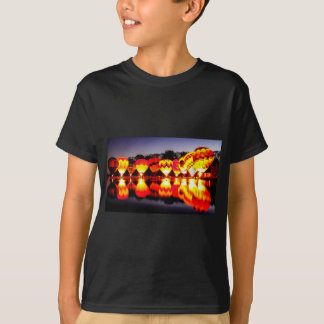 Reflections of Hot Air Balloons T-Shirt