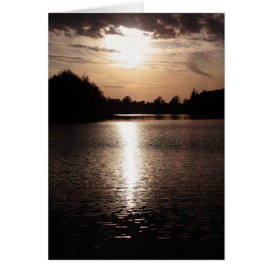 Reflections of Life Stunning Fine Art Landscape Card