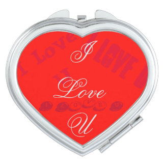 Reflections-Of-Love Makeup Mirror