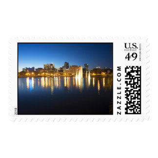 Reflections of Orlando Stamps