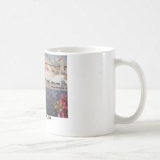 REFLECTIONS OF OZ    AUSTRALIA CLASSIC WHITE COFFEE MUG
