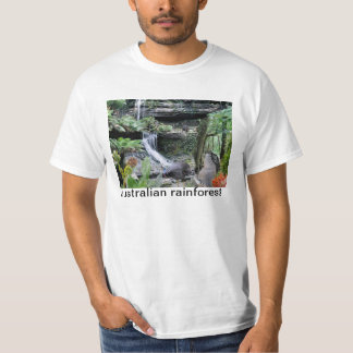 REFLECTIONS OF OZ Australian Rainforest T-Shirt