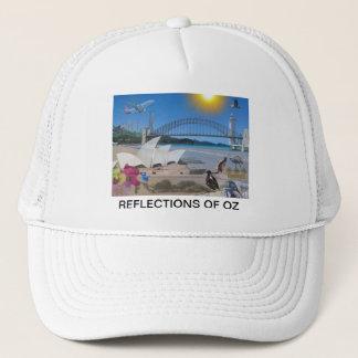 REFLECTIONS OF OZ  Sydney to Brisbane Trucker Hat