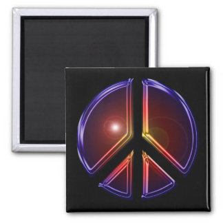 Reflections of Peace Magnet