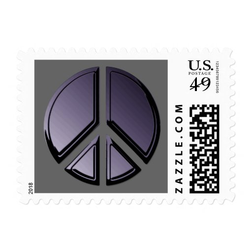 Reflections of Peace Stamp