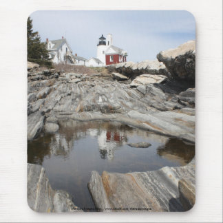 Reflections of Pemaquid 2 Mouse Pad