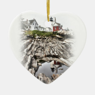 Reflections of Pemaquid Ceramic Ornament