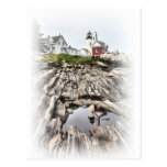 Reflections of Pemaquid Postcard