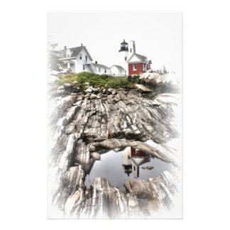 Reflections of Pemaquid Stationery