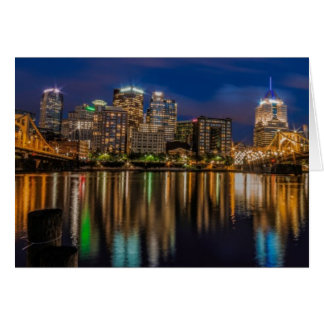 Reflections of Pittsburgh Card