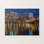 """Reflections of Pittsburgh Jigsaw Puzzle<br><div class=""""desc"""">A view of the beautiful Pittsburgh Skyline</div>"""