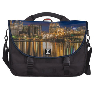 Reflections of Pittsburgh Laptop Bags