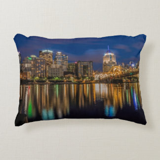 Reflections of Pittsburgh Accent Pillow