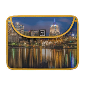 Reflections of Pittsburgh Sleeve For MacBook Pro