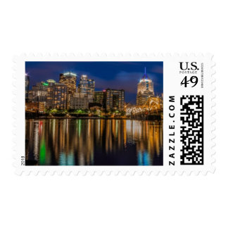 Reflections of Pittsburgh Stamp