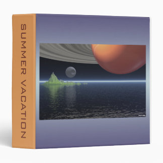 Reflections of Saturn Binder