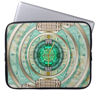 Reflections of Time Laptop Sleeve