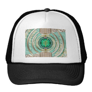 Reflections of Time Trucker Hat