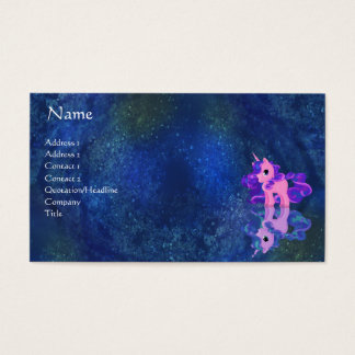 Reflections of Whimsy Business Card