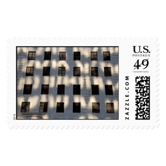 Reflections on Building Stamp