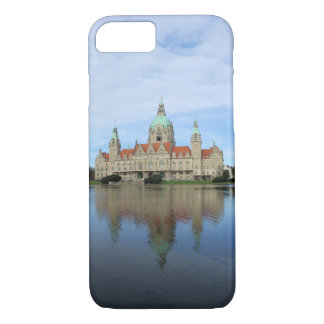 Reflections on Hannover, Germany - iPhone 7 Case