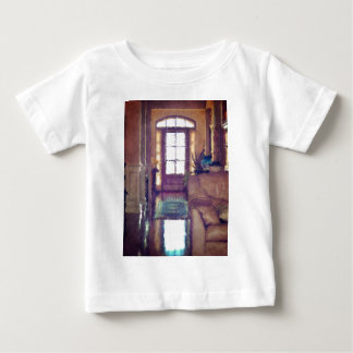 Reflections On Interior Design Baby T-Shirt