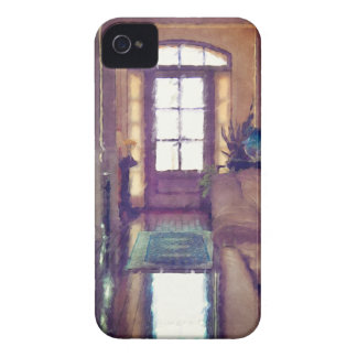 Reflections On Interior Design iPhone 4 Case-Mate Case