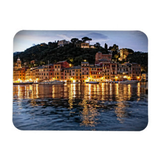 Reflections on Portofino, Italia - Italy Magnet