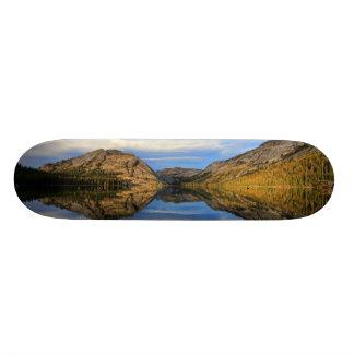 Reflections on Tenaya Lake Skateboard Deck