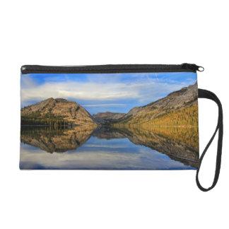 Reflections on Tenaya Lake Wristlet Purses