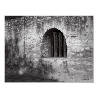 Reflections On The Wall Print