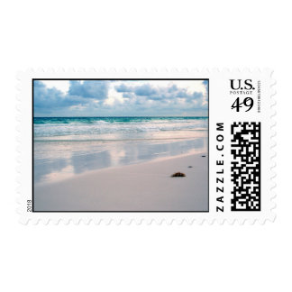 Reflections Peace at Day s End Postage Stamp