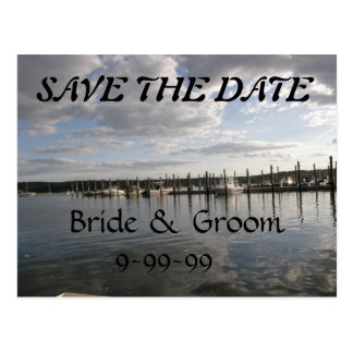 Reflections SAVE THE DATE Postcard