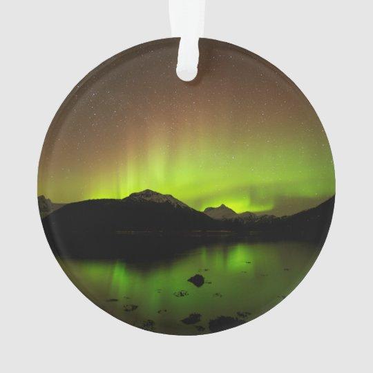 Reflective Aurora Ornament