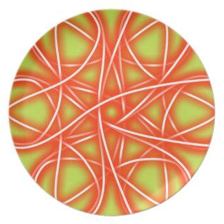 Reflective Contemplation Plate