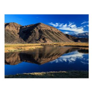 Reflective Isolation Postcard
