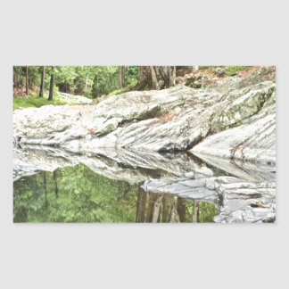 Reflective Pool - Landscape.jpg Stickers