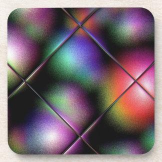 Reflective Tiles Coaster
