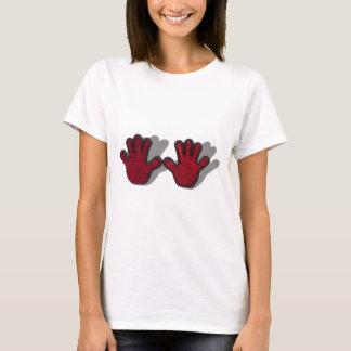 ReflectiveHands062710shadows T-Shirt