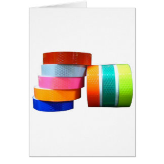 Reflector Reflective PVC Sticker Tape Reflectors Greeting Cards