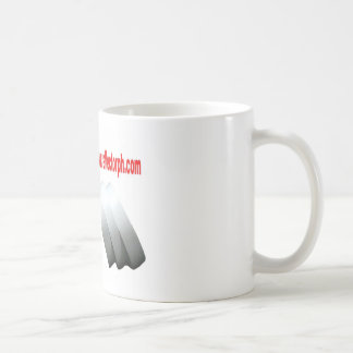 Reflectores grises reflexivos de la cinta del taza clásica
