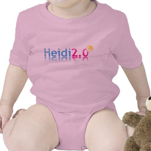 (refleje) Heidi 2.0BETA Camiseta
