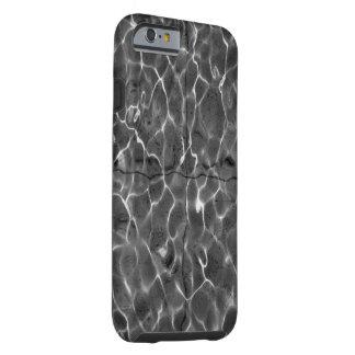 Reflejos de luz en el caso de Shell del iPhone 6 Funda De iPhone 6 Tough
