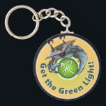 """Reflex &quot;Get the Green Light&quot; keychain<br><div class=""""desc"""">Encourage students to &quot;Get the Green Light&quot; on Reflex with this fun keychain! Reflex is the most effective (and fun!) math fact fluency system. Find out more and take a free Reflex trial at http://www.reflexmath.com/trial</div>"""