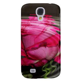 Reflexión color de rosa rosada descolorada samsung galaxy s4 cover
