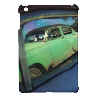 Reflexión cubana del coche